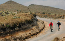 Land of the Imbayas Biking Adventure - 5 Days