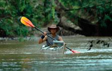 Amazon Kayak Wildlife Exploration - 5 Days